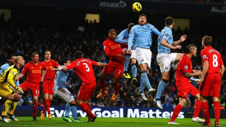 England - Premier League: Manchester City vs. Liverpool Betting.