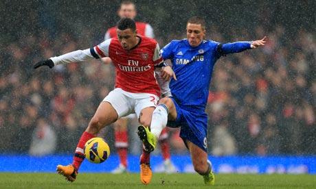 Premier League: Arsenal v Chelsea