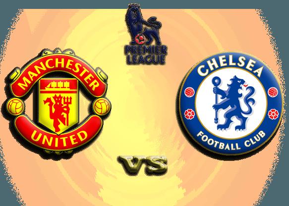 England - Premier League: Chelsea vs Manchester Utd Betting.