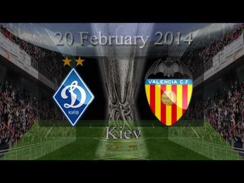 Dynamo Kiev and Valencia CF