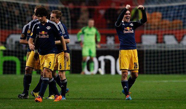 Ajax Amsterdam v FC Salzburg - UEFA Europa League Round of 32