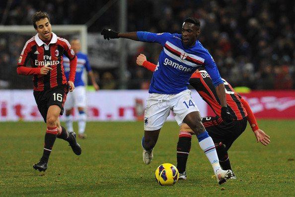 Sampdoria v AC Milan - Serie A