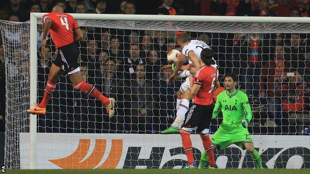 Benfica+vs+Tottenham