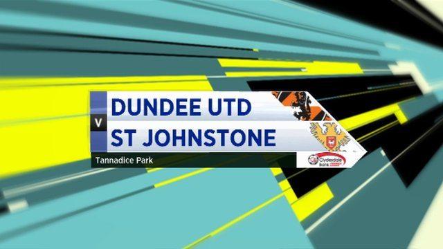 Dundee Utd+St Johnstone