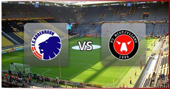 FC+Copenhagen+vs+Midtjylland