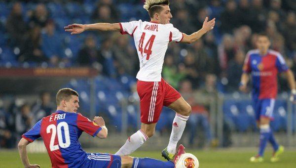 Salzburg vs Basel