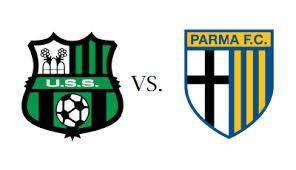 Sassuolo vs. Parma logo
