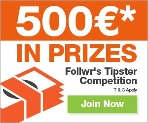 Follwr Tipster competition