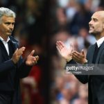 Manchester United v Manchester City - Premier League,  Jose Mourinho vs Josep Guardiola