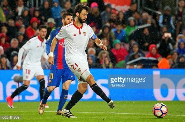 Nico Pareja, Sevilla FC