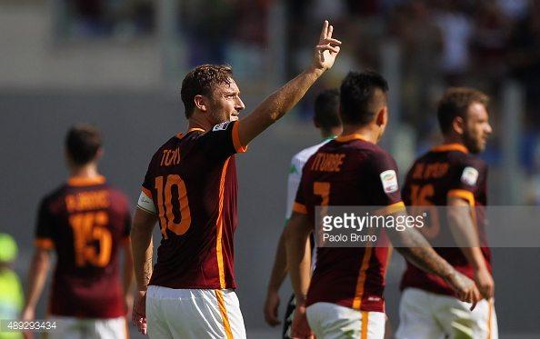 Francesco Totti , AS Roma
