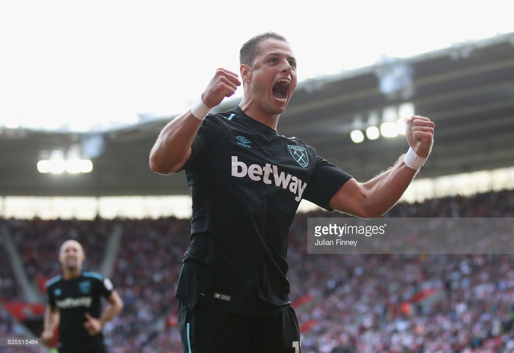 Javier Hernandez - Chicharito, West Ham United