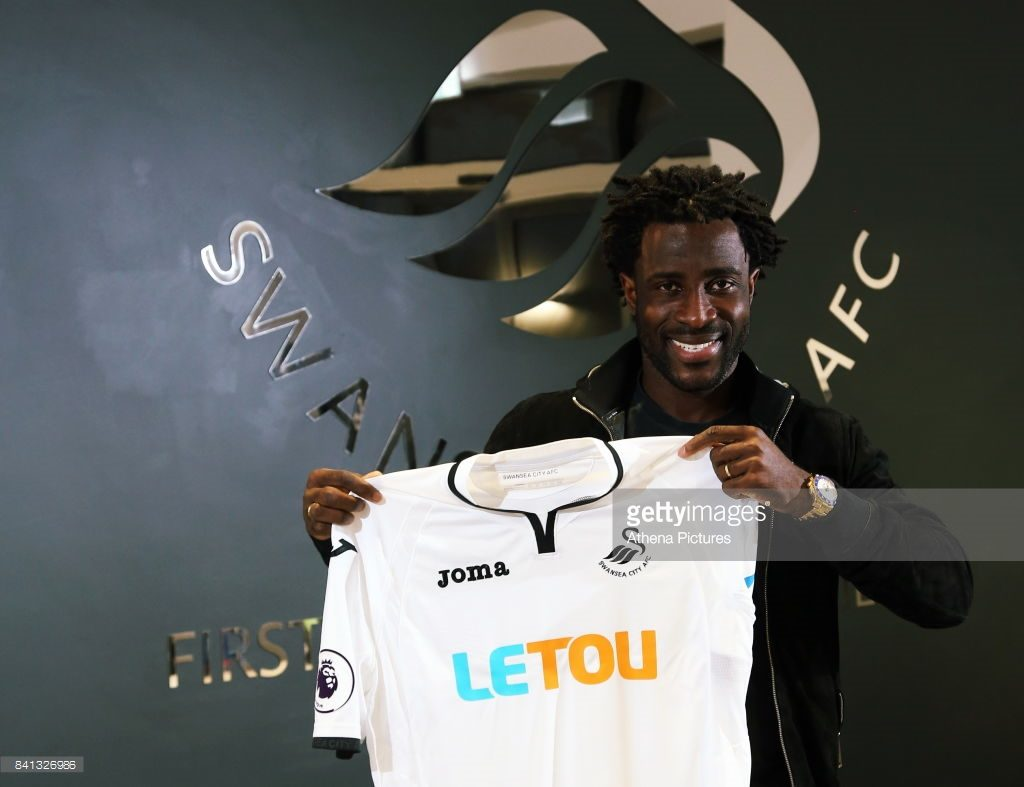 Wilfried Bony, Swansea City FC