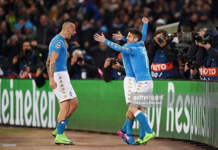 Napoli vs Juventus Predictions