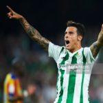 Cristian Tello, Real Betis