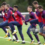 England football national team