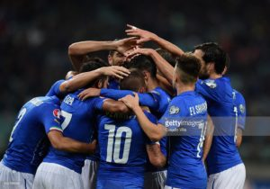 Italy - football national team