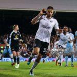Aleksandar Mitrovic of Fulham FC