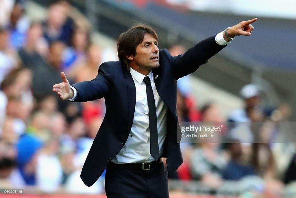 Antonio Conte, manager of Chelsea FC