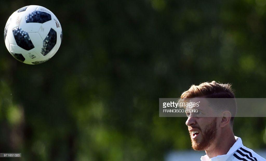 Cristian Ansaldi , Argentina football national team, training