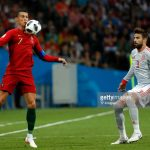 Cristiano Ronaldo of Portugal, World cup 2018