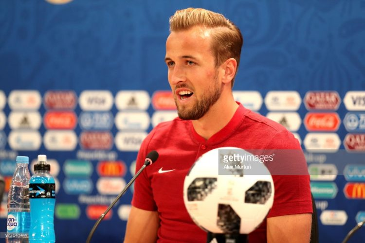 Harry Kane of England, world cup 2018