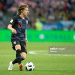 Luka Modric , Croatia, World cup 2018