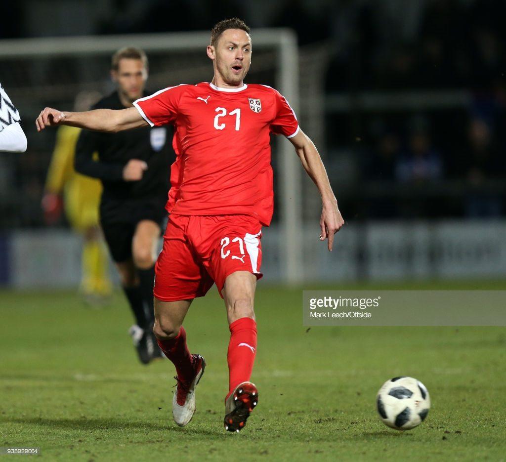 Nemanja Matic, Serbia national footall team