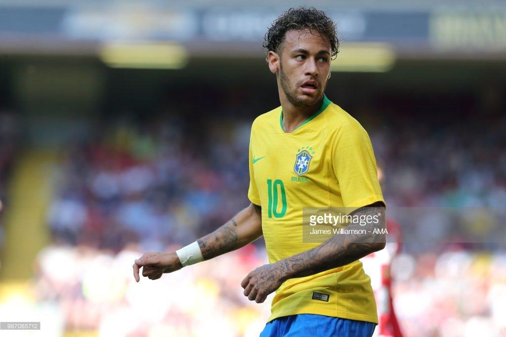 Neymar, Brazil football national team