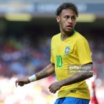 Neymar, Brazil football national team
