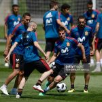 spain natonal football team, training World Cup 2018