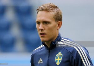 Ludwig Augustinsson , Sweden football national team, world cup 2018