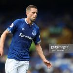 Gylfi Sigurdsson of Everton