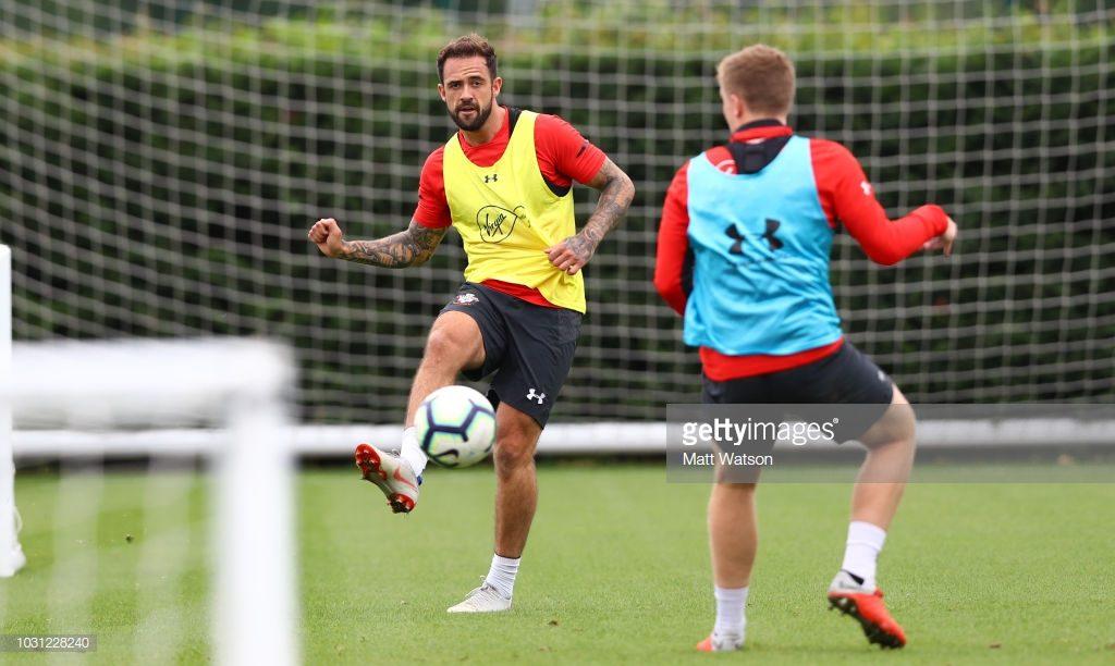 Danny Ings Southampton FC