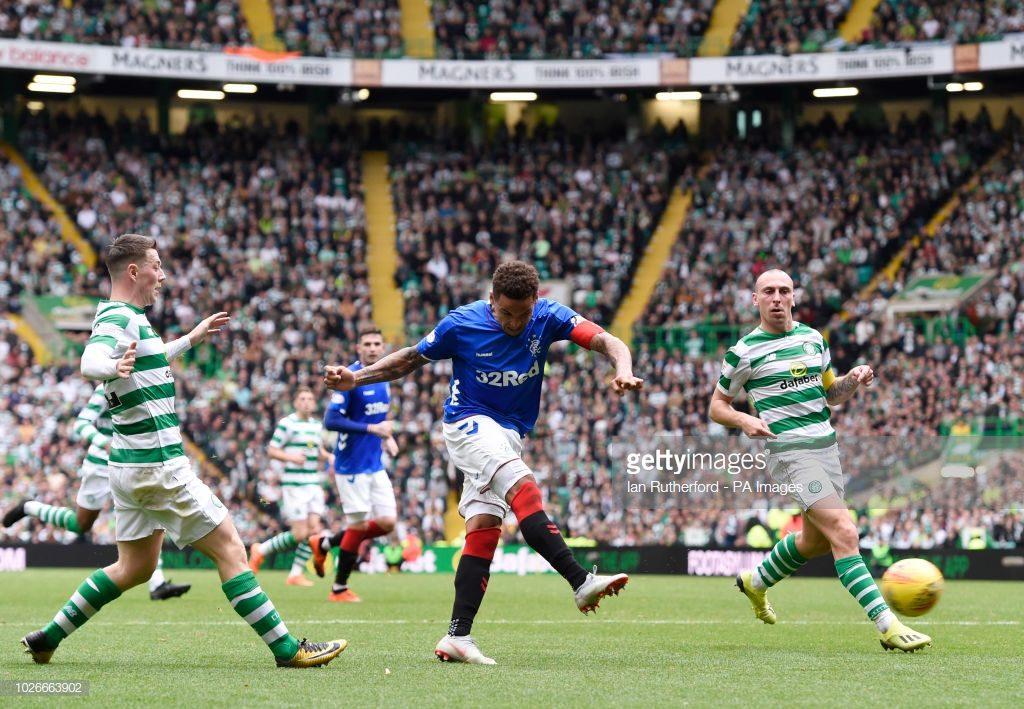 Rangers' James Tavernier