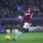 Yannick Bolasie of Aston Villa