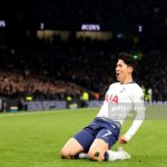 Heung-Min Son of Tottenham Hotspur
