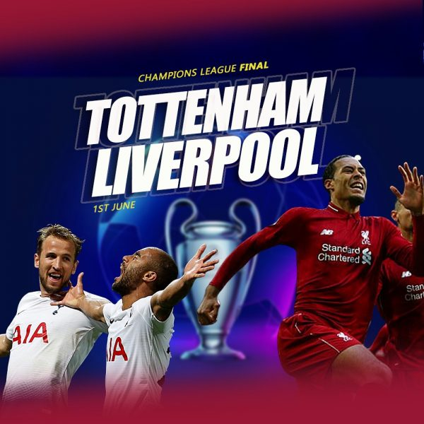 Tottenham vs Liverpool champions league final