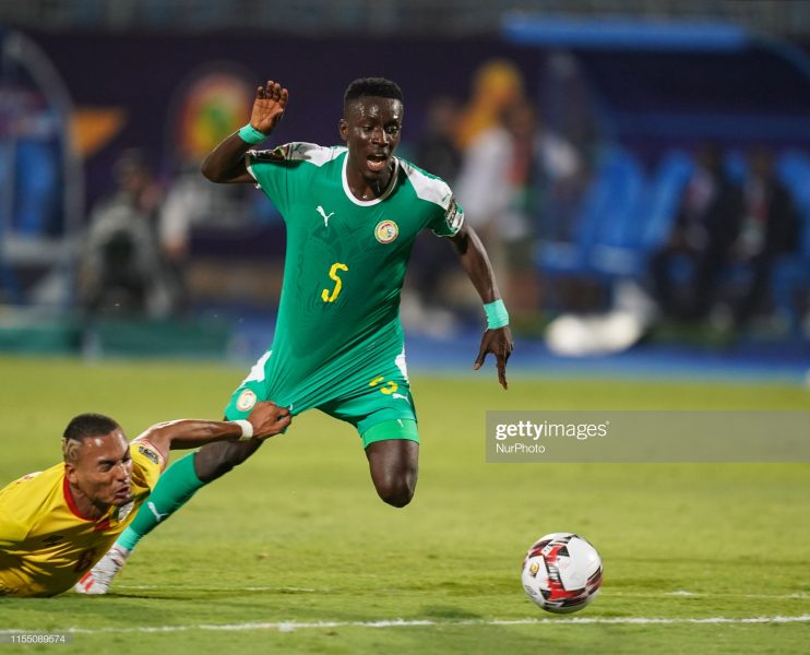 Idrissa Gana Gueye of Senegal