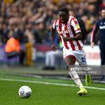 Stoke City's Bruno Martins Indi