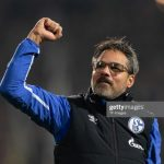 head coach David Wagner of FC Schalke 04