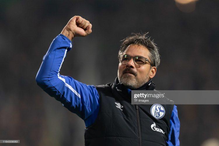 head coach David Wagner of FC Schalke 04