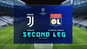 juventus vs lyon preview - champions league second leg