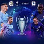 Manchester City vs Chelsea champions league final